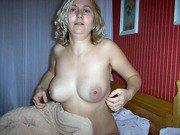 American premium big boob hot wife