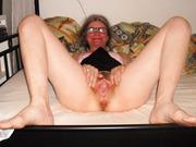 Russian women Leggy mature licked left hand