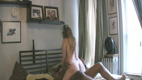 Noisy white slut gets blacked many ways and seeded by her favorite bull