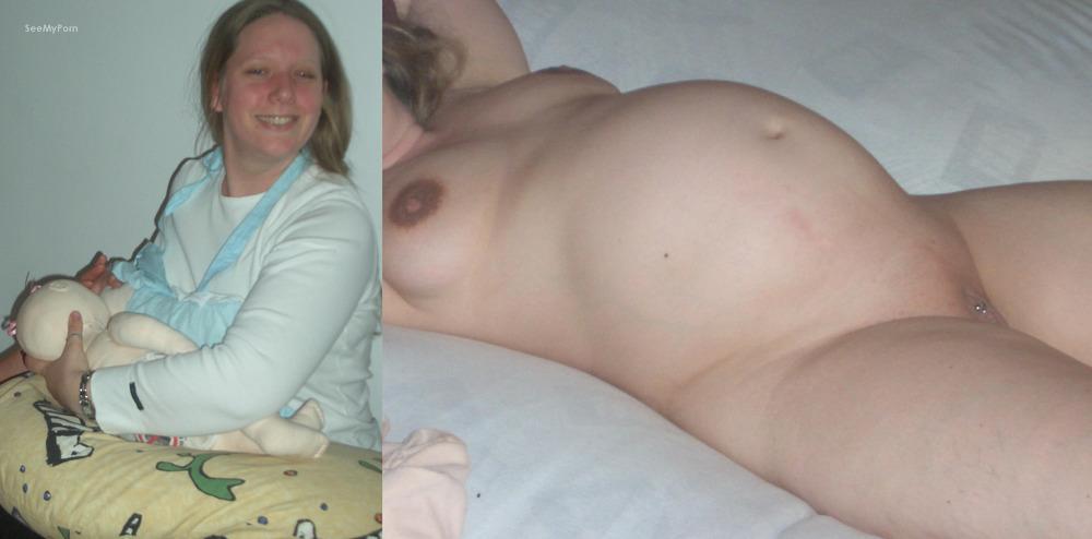 Video mom vs boy nude