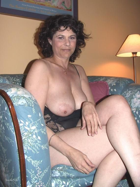 Milf hairy with big tits
