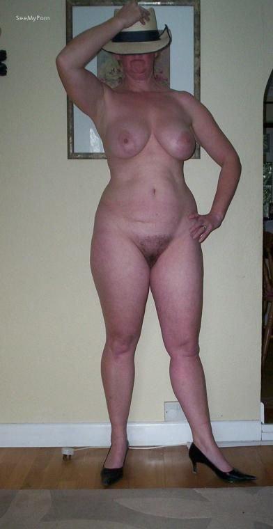 Around nude wife house